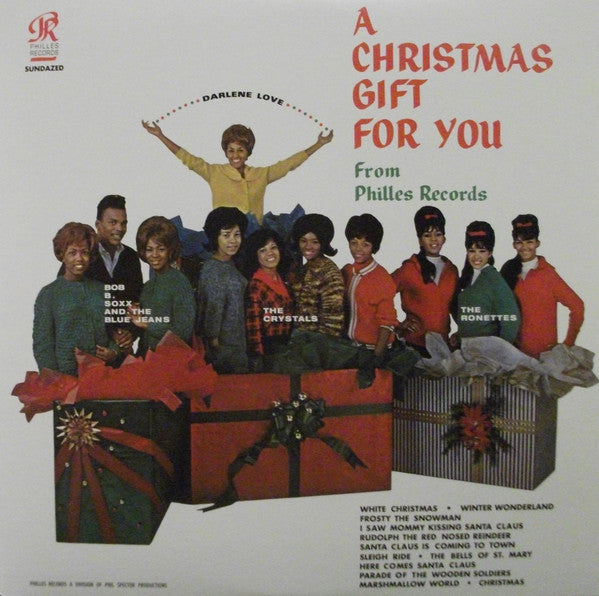 Various - A Christmas Gift For You From Philles Records