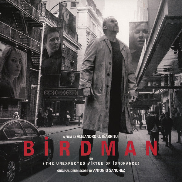 Antonio Sanchez (2), Various - Birdman (Or The Unexpected Virtue Of Ignorance)  Original Drum Score