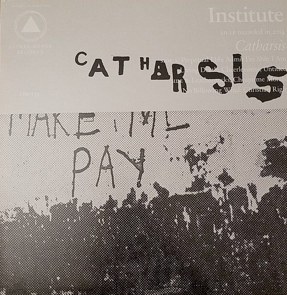 Institute (4) - Catharsis