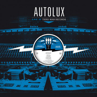 Autolux - Live at Third Man Records