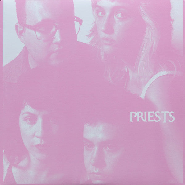 Priests (2) - Nothing Feels Natural