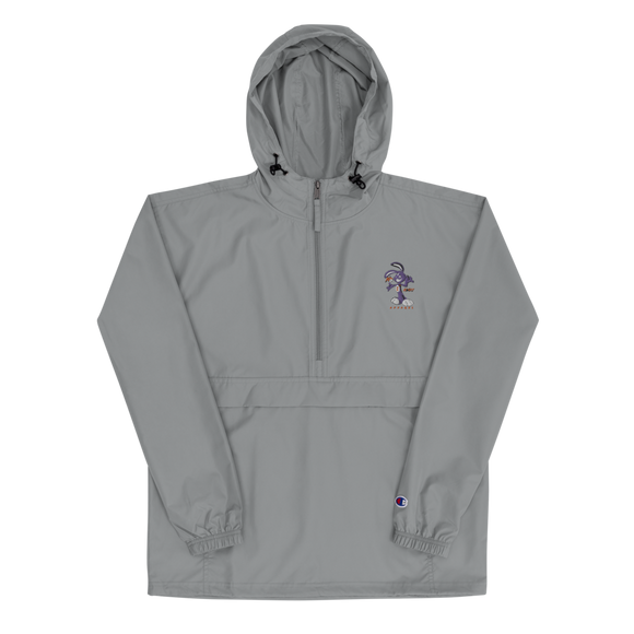 Champion X Heartless Bunny Windbreaker - Grey/Purple/Orange