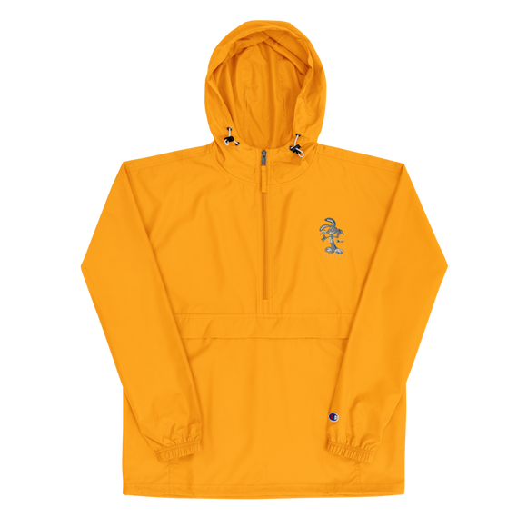 Champion X Heartless Bunny Windbreaker - Gold/Blue