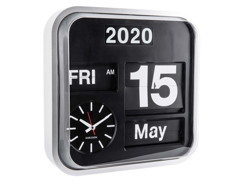 Wall clock Big Flip - svenlars