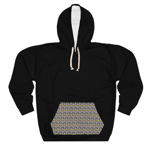 Seamless pocket    Pullover Hoodie
