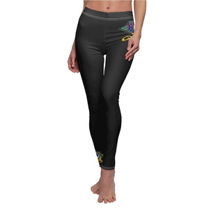 Globlyfe Women's Cut & Sew Casual Leggings