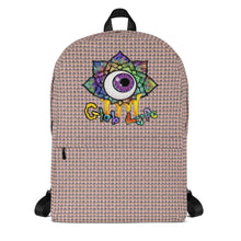 Load image into Gallery viewer, Globlyfe Seamless Design Backpack