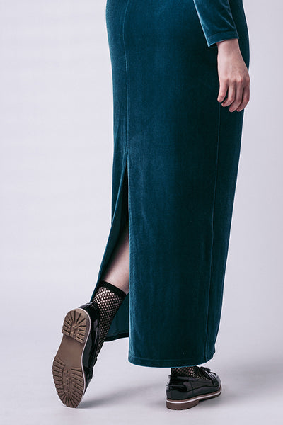 Gemma Sweater & Maxi Dress