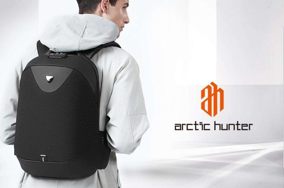 ARCTIC HUNTER backpack - Anti-theft