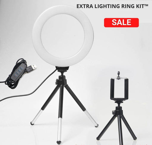 EXTRA LIGHTING RING KIT™