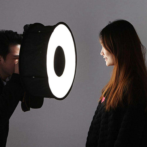 Flash Light Diffuser -Round Style
