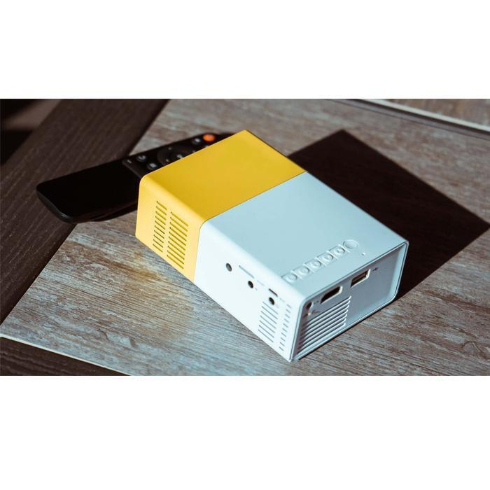 MINICINEMA™ - HD POCKET PROJECTOR