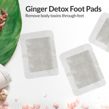 Load image into Gallery viewer, Ginger Detox Foot Pads