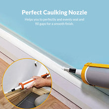 Load image into Gallery viewer, Caulking Nozzle Applicator Finishing Tool