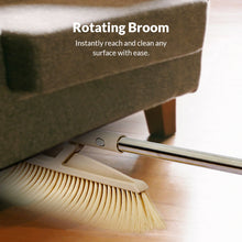 Load image into Gallery viewer, Ultimate Rotating Broom - Built In Comb