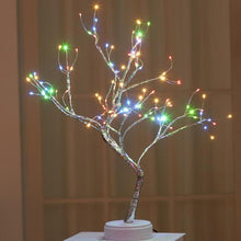 Load image into Gallery viewer, The Spirit Tree - Fairy Light Lamp