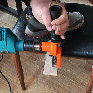 5-Piece Electric Drill Reciprocating Saw Attachment