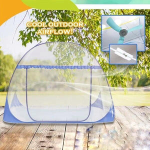 Home Dome - The Anti-Mosquito, Pop-Up Mesh Tent