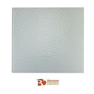 "Bison Sublimation Blank Glass Tile - 12"" x 12"" - Non-Tempered"