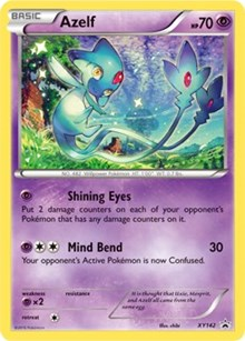 Azelf (XY142) [XY Promos] | LA Mood Comics and Games