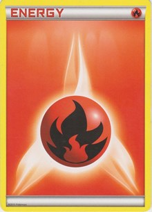 Fire Energy (Unnumbered 2013 Date) (N/A) [Deck Exclusives] | LA Mood Comics and Games