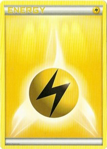Lightning Energy (Unnumbered 2013 Date) (N/A) [Deck Exclusives] | LA Mood Comics and Games