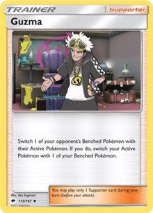 Guzma (115) [SM - Burning Shadows] | LA Mood Comics and Games
