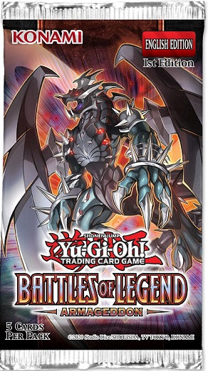 YGO BATTLES OF LEGEND: ARMAGEDDON pack | LA Mood Comics and Games