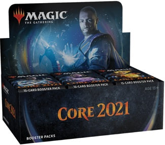 Core Set 2021 Draft Booster Pack | LA Mood Comics and Games