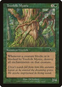 Treefolk Mystic [Urza's Legacy] | L.A. Mood Comics and Games
