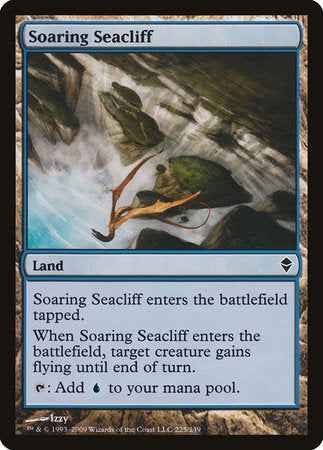 Soaring Seacliff [Zendikar] | L.A. Mood Comics and Games