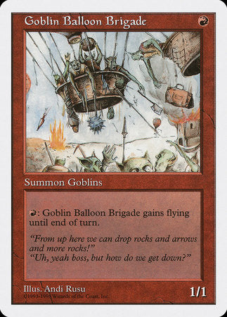 Goblin Balloon Brigade [Anthologies] | L.A. Mood Comics and Games