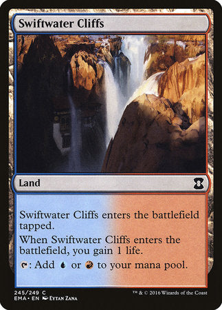 Swiftwater Cliffs [Eternal Masters] | L.A. Mood Comics and Games