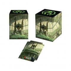 Ultra Pro Ravnica Guilds Deck Box 100ct Out of Print Last Chance | LA Mood Comics and Games