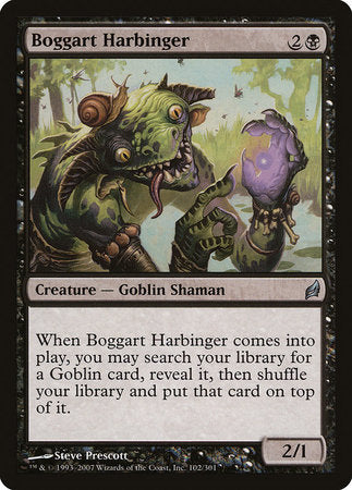 Boggart Harbinger [Lorwyn] | L.A. Mood Comics and Games