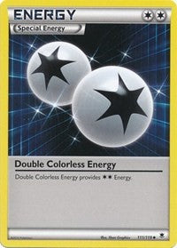 Double Colorless Energy (111) [XY - Phantom Forces] | LA Mood Comics and Games
