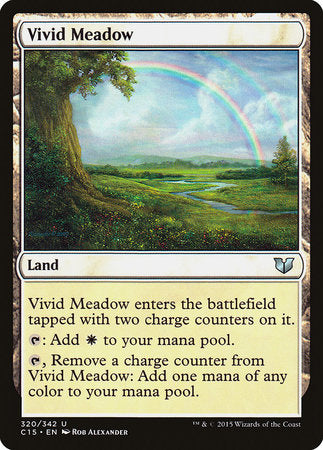 Vivid Meadow [Commander 2015] | L.A. Mood Comics and Games