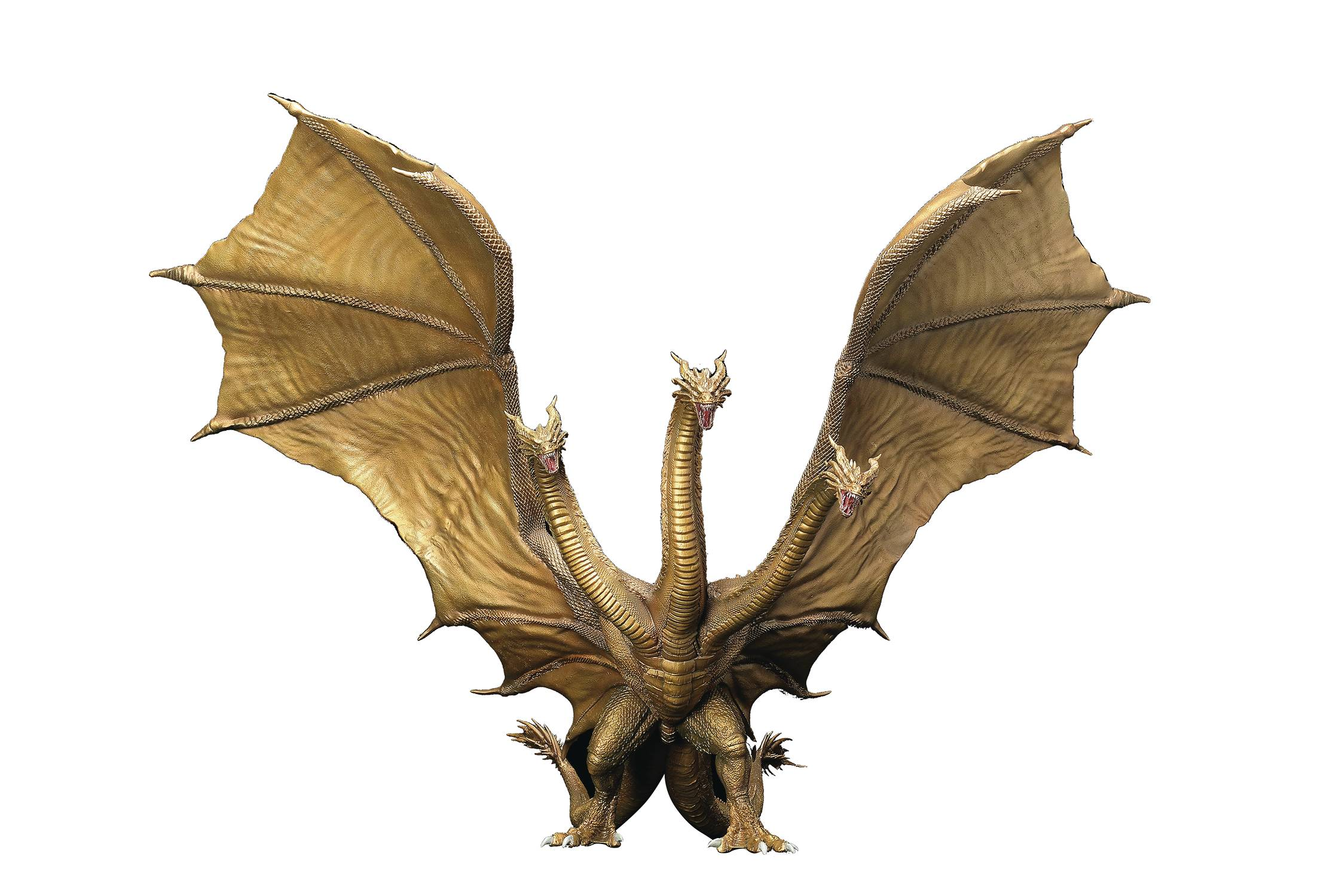 GODZILLA 2019 HYPER SOLID SER GHIDORAH PVC STATUE (NET) (C: | L.A. Mood Comics and Games