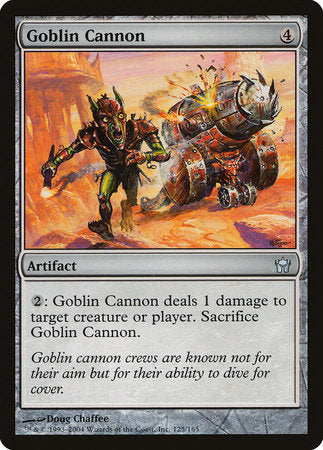 Goblin Cannon [Fifth Dawn] | L.A. Mood Comics and Games