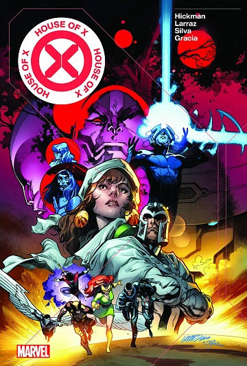MARVEL HC: X-MEN HOUSE OF X BOOSTER BRICK | L.A. Mood Comics and Games