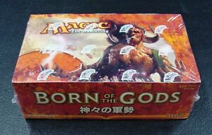 MTG Born of the Gods Booster Box Japanese Sealed | L.A. Mood Comics and Games