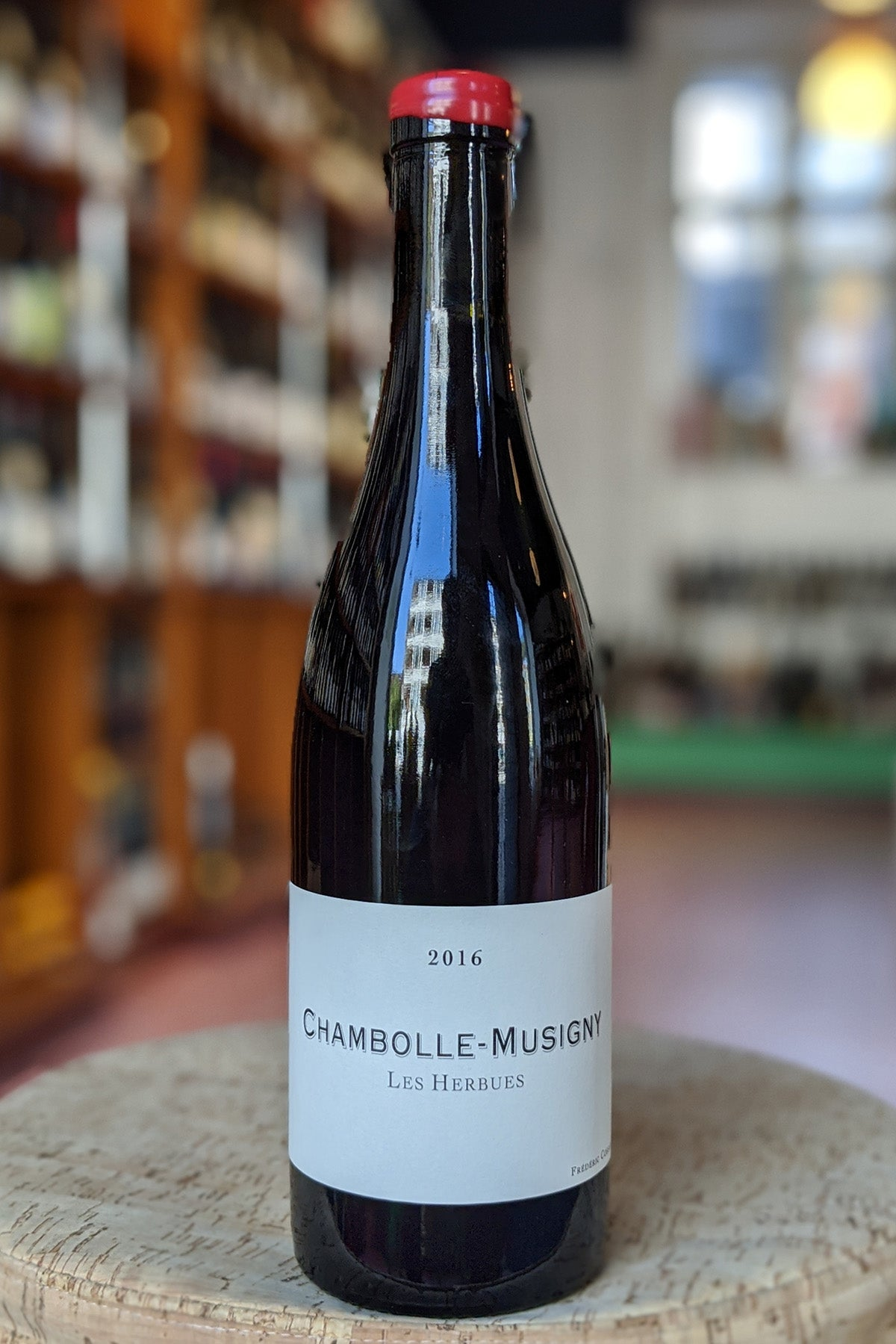 Chambolle-Musigny Les Herbues