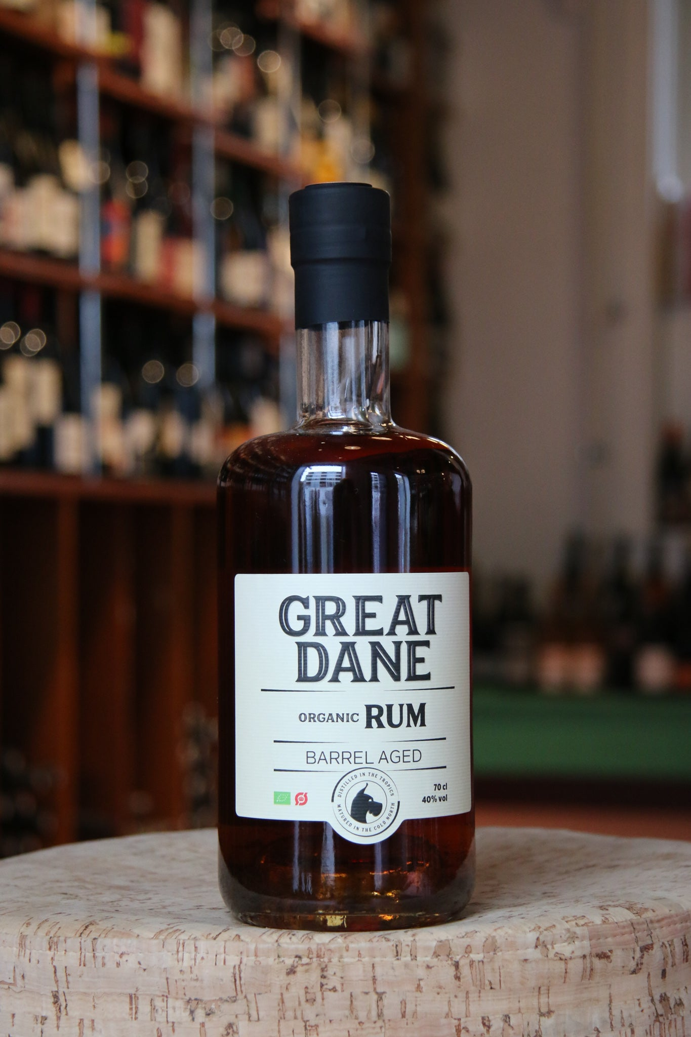 Great Dane Organic Rum
