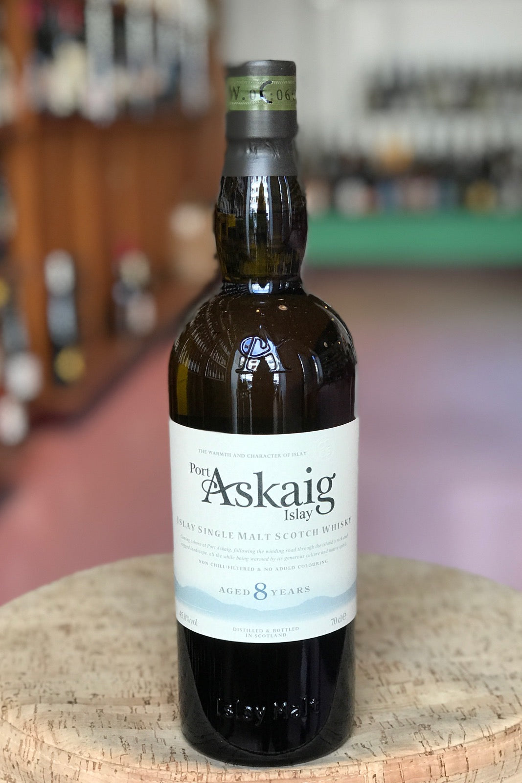 Port Askaig 8 Years Islay Whisky