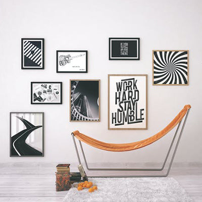 Collect a Set- How a Set of Images from the Same Collection Can Enhance Your Room
