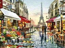 Eiffel Tower - 5D Diamond Painting