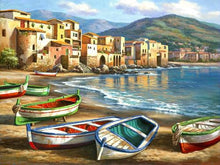 Seascape - 5D Diamond Painting Kit