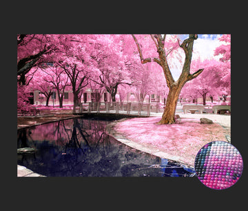 Blossom - 5D Diamond Painting kit