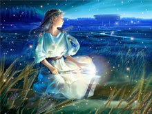 Starsign Virgo Fairy Zodiac Collection - 5D Diamond Painting Kit