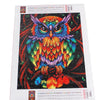 Colourful Owl - 5D Diamond Painting Kits